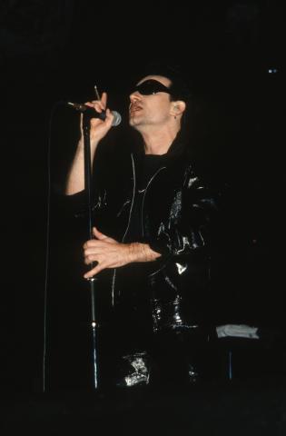 U2 Fine Art Print