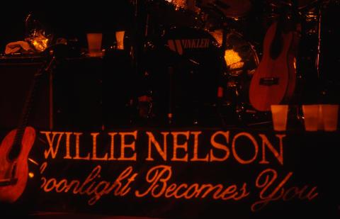 Willie Nelson Fine Art Print