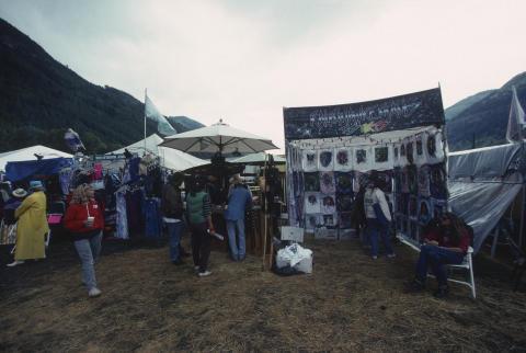 Telluride Blues Festival Fine Art Print