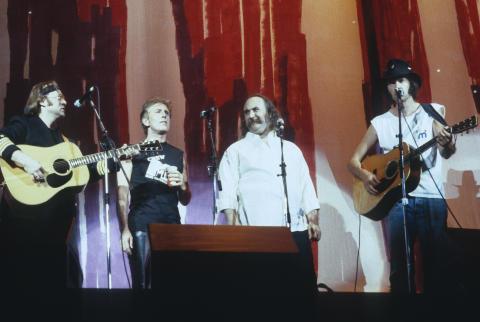 Live Aid Fine Art Print