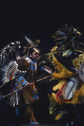 Gathering of the Tribes Fine Art Print
