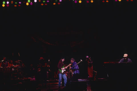 The Neville Brothers Fine Art Print