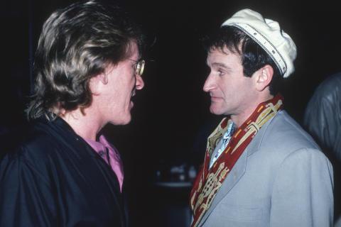 Robin Williams Fine Art Print