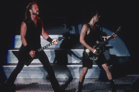 Metallica Fine Art Print