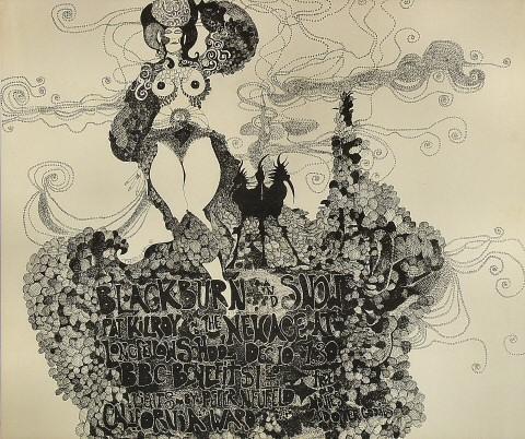 Blackburn & Snow Poster