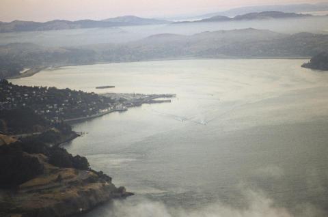 San Francisco Aerial Fine Art Print