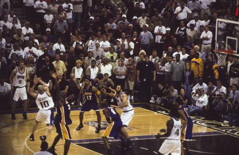 Kings Basketball Fine Art Print