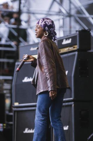 Lauryn Hill Fine Art Print