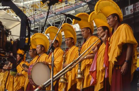 Tibetan Freedom Concert Fine Art Print