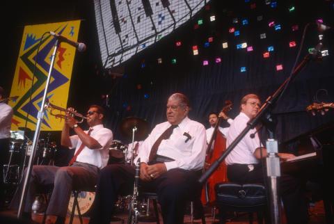 Preservation Hall Jazz Band Fine Art Print