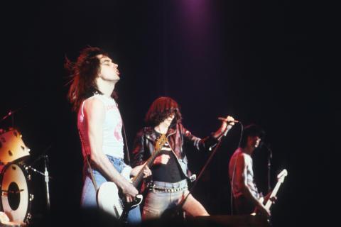 The Ramones Fine Art Print