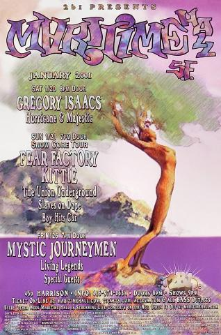 Gregory Isaacs Poster