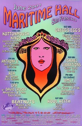 Kottonmouth Kings Poster