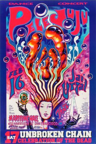 Pele Juju Poster