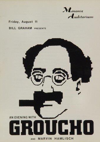 Groucho Marx Program