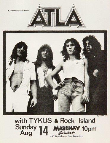 Atla Handbill