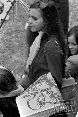 Hippie Fine Art Print