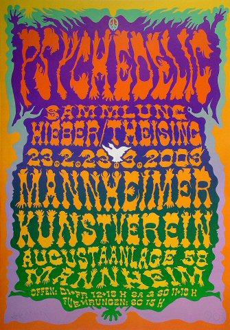 Psychedelic Poster