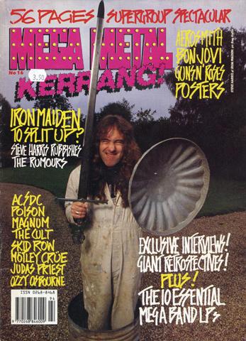 Kerrang! Issue 16