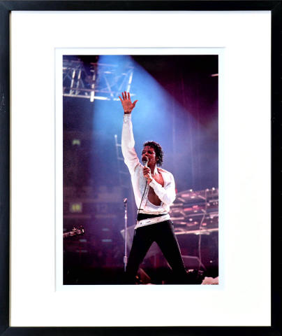 Michael Jackson Framed Fine Art Print