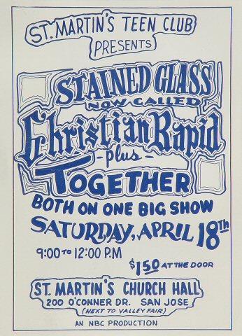 The Christian Rapid Group Handbill