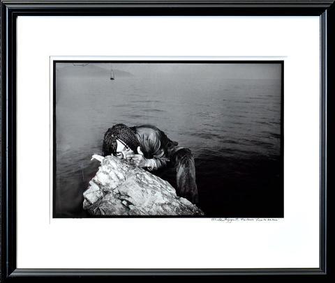 Rick James Framed Fine Art Print