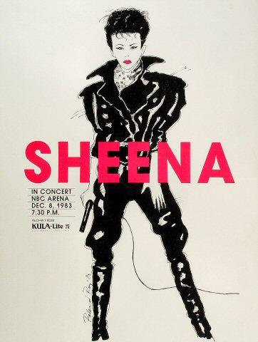 Sheena Easton Poster