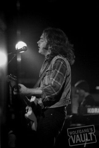 Rory Gallagher Fine Art Print