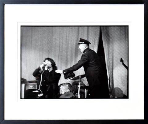 Jim Morrison Framed Fine Art Print