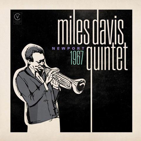 """Miles Davis Quintet Vinyl 12"""""""
