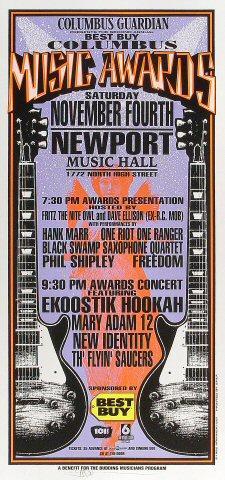 Ekoostik Hookah Poster