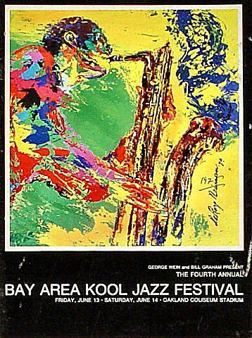 Bay Area Kool Jazz Festival Program