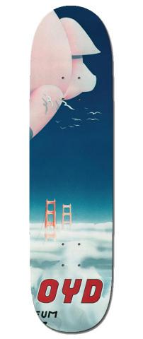 Pink Floyd Skateboard