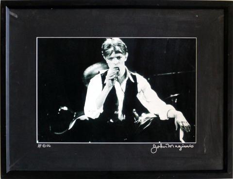 David Bowie Framed Fine Art Print