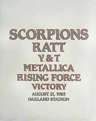 Scorpions Pellon