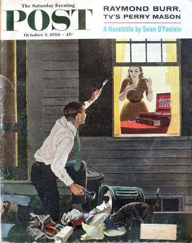 The Saturday Evening Post October 3, 1959