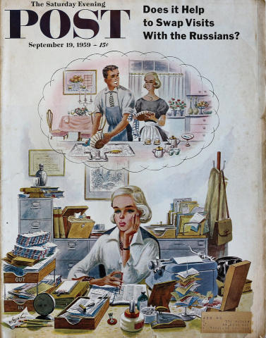 The Saturday Evening Post September 19, 1959