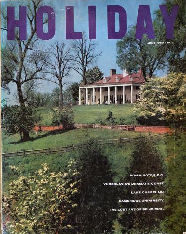 Holiday Magazine June 1959