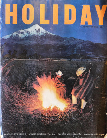 Holiday Magazine November 1959
