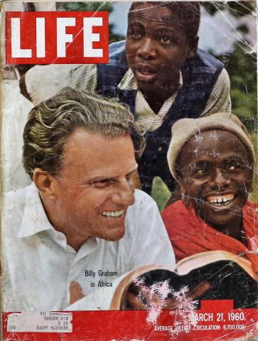 LIFE Magazine March 21, 1960