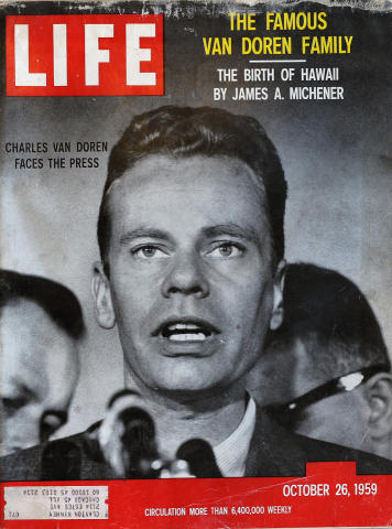 LIFE Magazine October 26, 1959