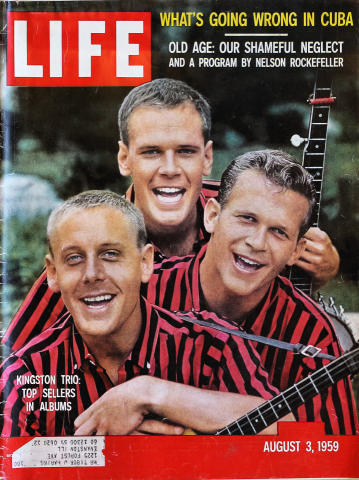 LIFE Magazine August 3, 1959