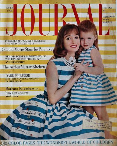 Ladies' Home Journal June 1960