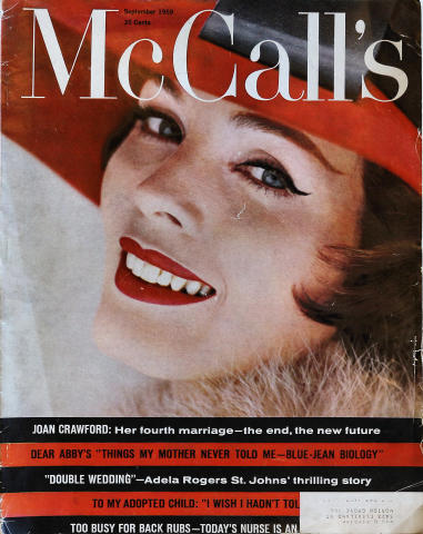 McCall's Magazine September 1959