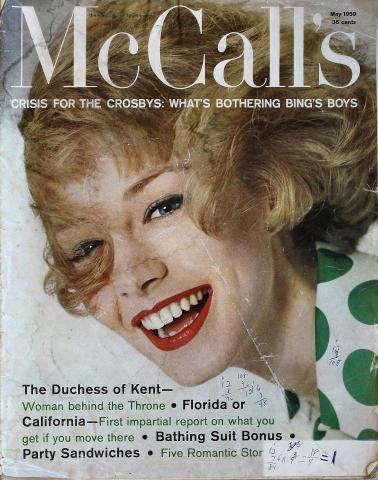 McCall's Magazine May 1959
