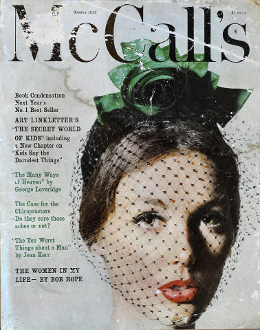 McCall's Magazine October 1959