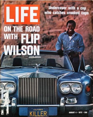 LIFE Magazine August 4, 1972