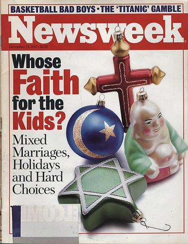 Newsweek Magazine December 15, 1997