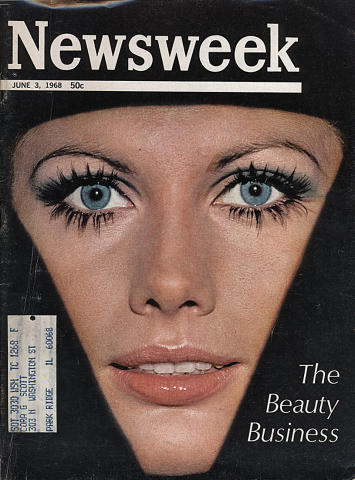 Newsweek Magazine June 3, 1968
