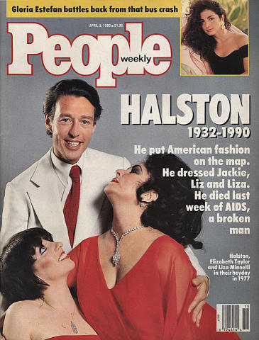 People Magazine April 9, 1990